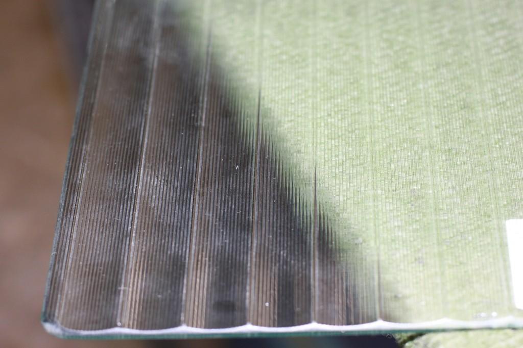 Vidrio translúcido impreso Listral 157