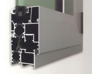 Sección de perfil de ST-60 RPT Canal 16