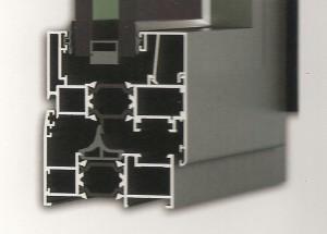 Secció de perfil de ST 76 RPT