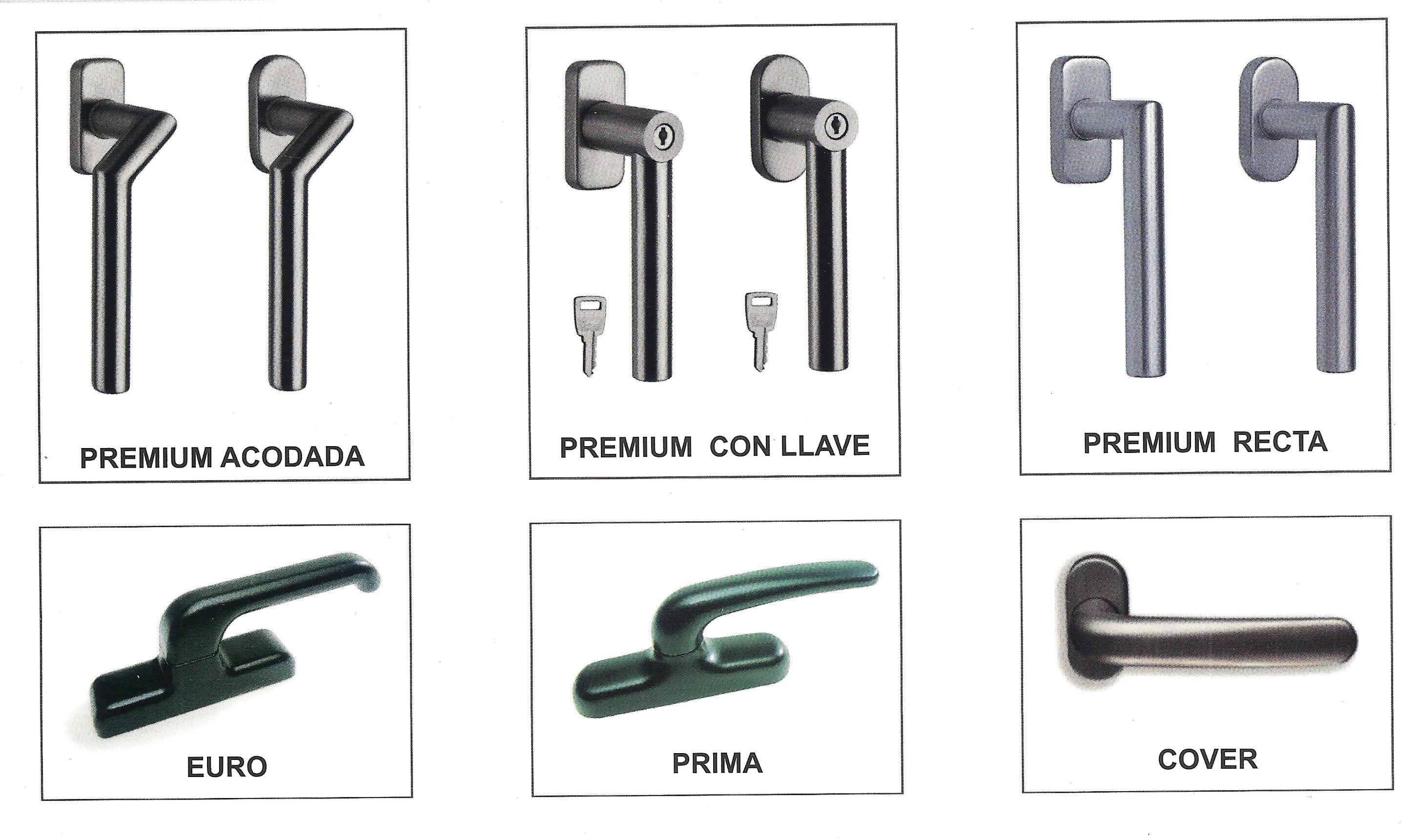 Acabados carpinter a de aluminio barcelona - Cierres para puertas de aluminio ...