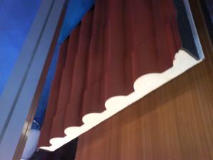 Sample type steel roof tile