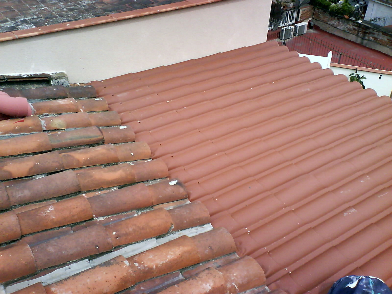 Fabricaci n venta e instalaci n de techos y tejados en for Tejados de madera con teja