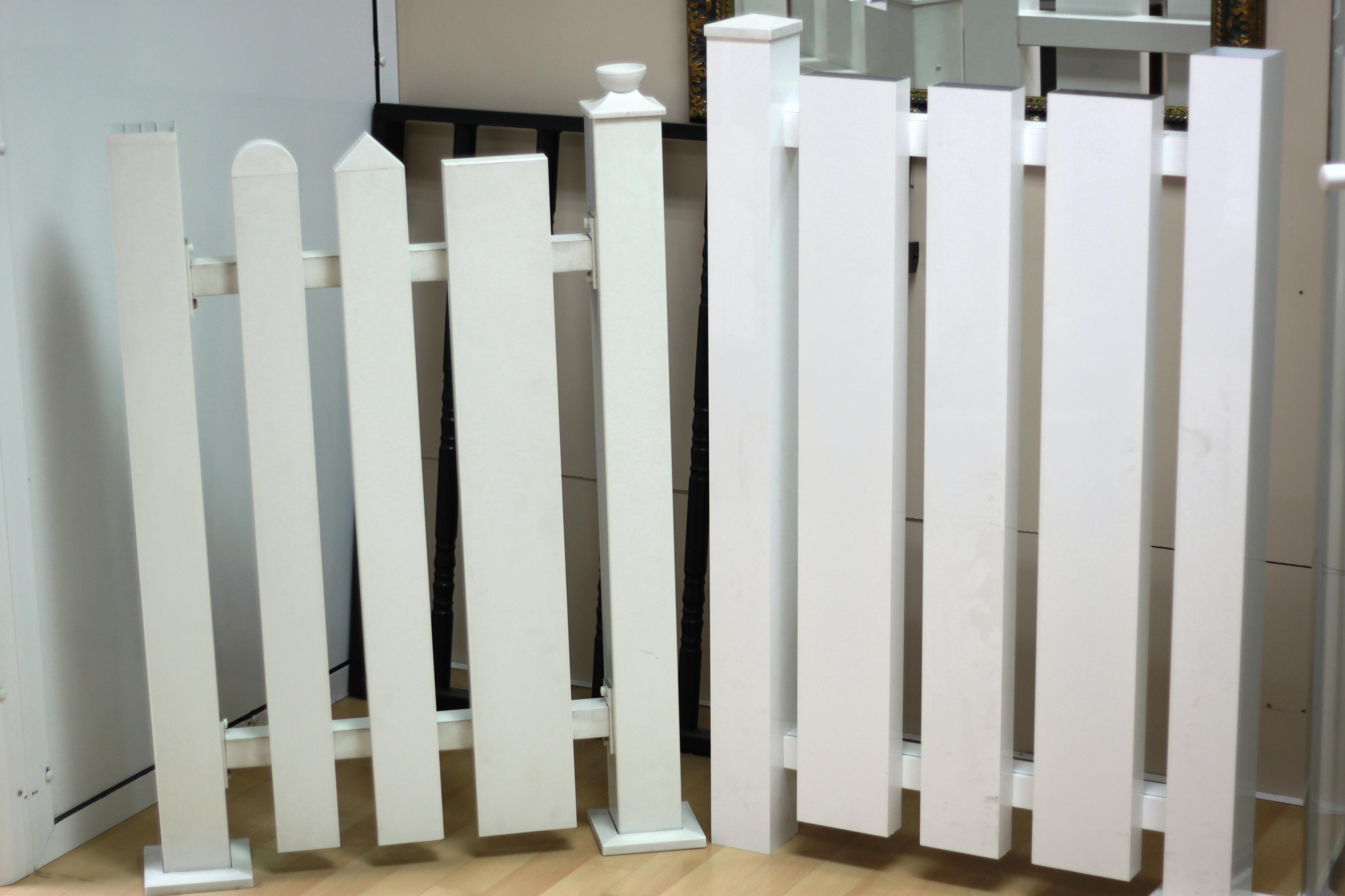 Fabricaci n venta e instalaci n de vallas de jard n en for Vallas de jardin ikea