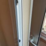 Multi-point lock sliding window