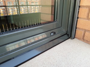 THERMAL AND ACOUSTIC WINDOW