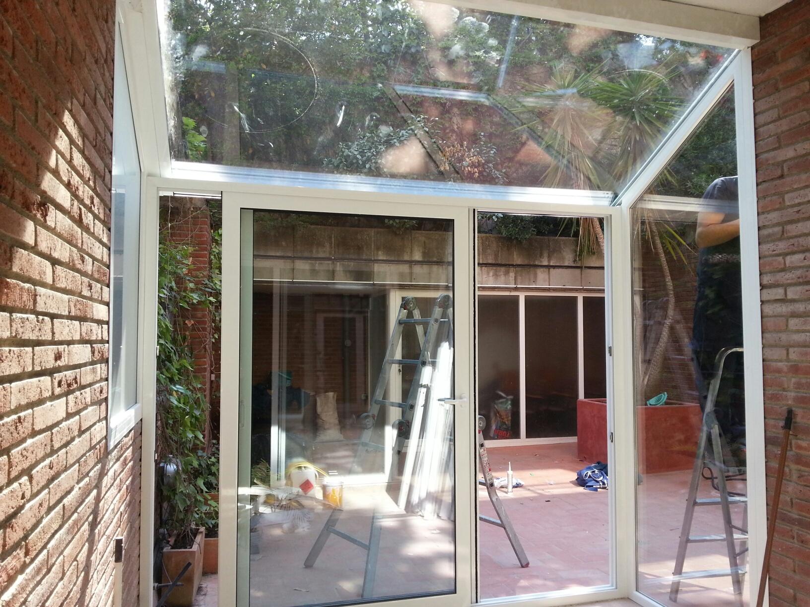 Fabricaci n venta e instalaci n de puertas y ventanas de for Casetas aluminio para terrazas