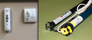 Motors and remote controls