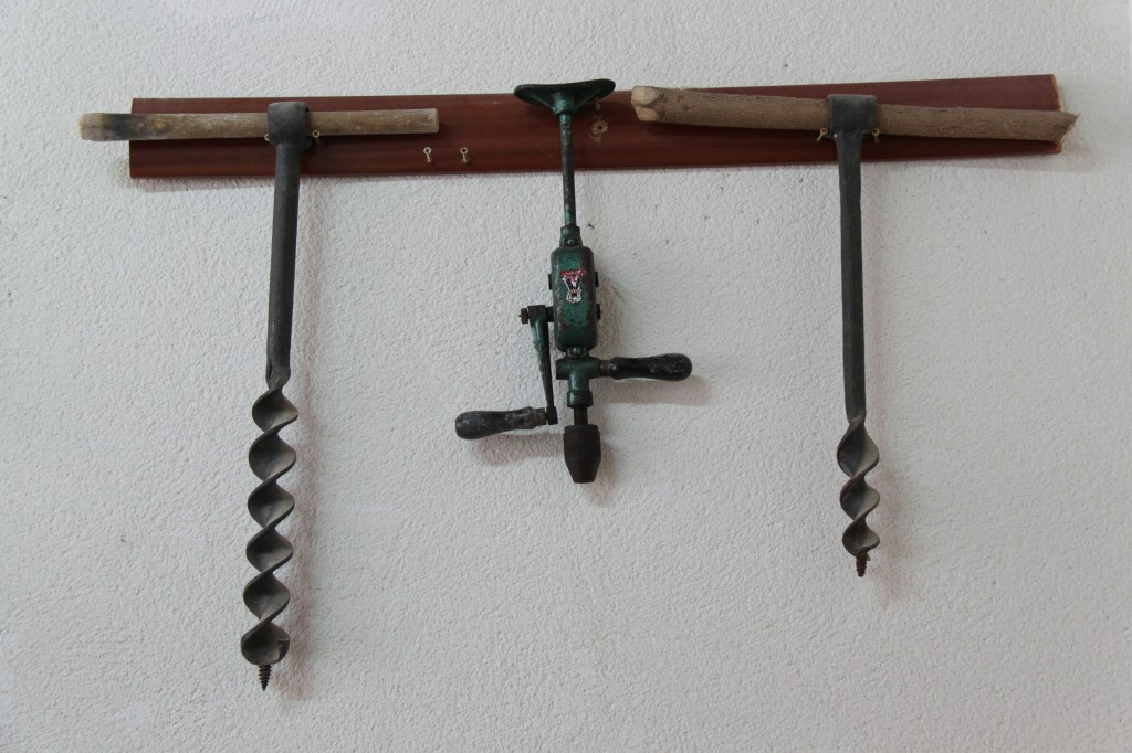 Old drills