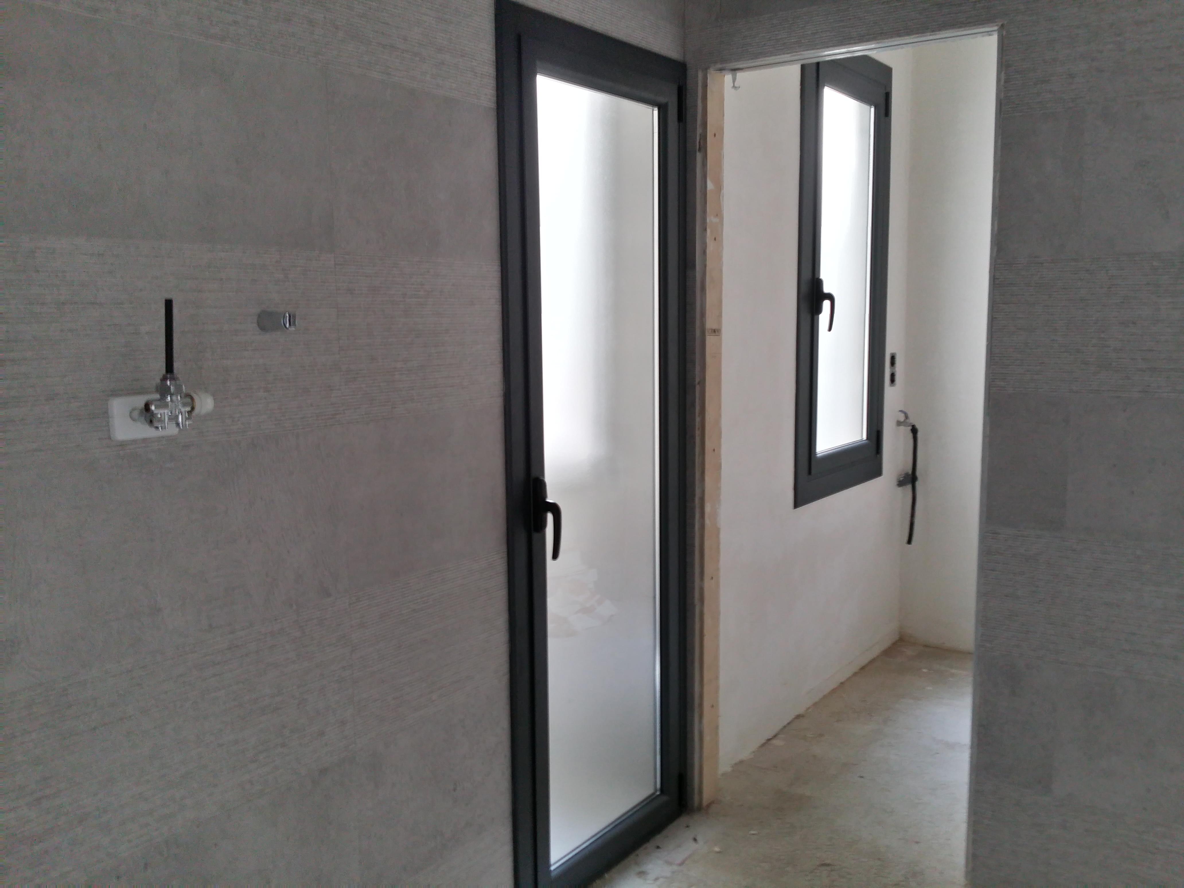 puertas y ventanas de aluminio con rotura de puente